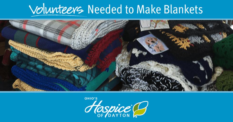 Volunteers Needed to Make Blankets