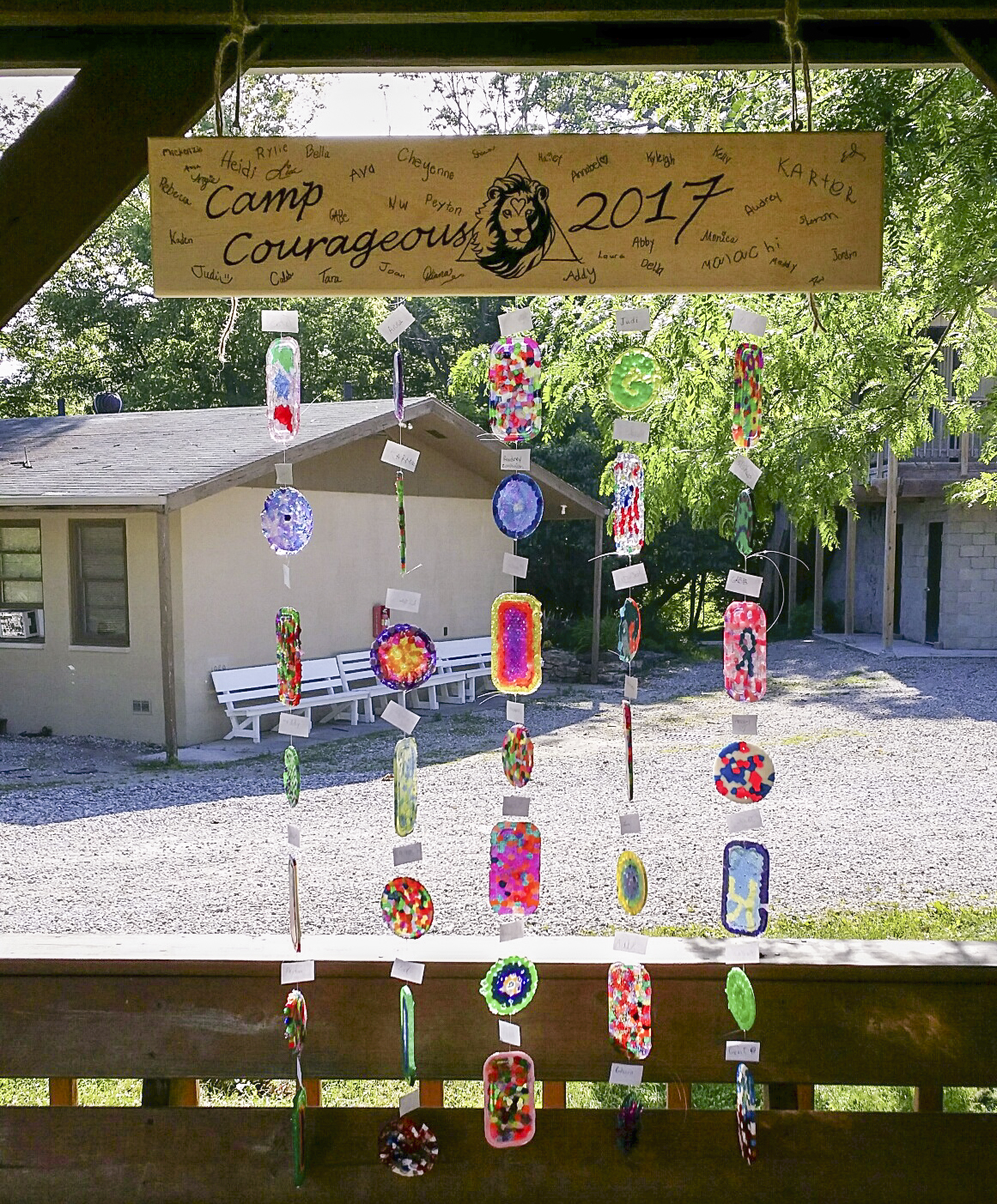 Ohio's Hospice Of Miami County's Day Camp Offers Grief Support For Children