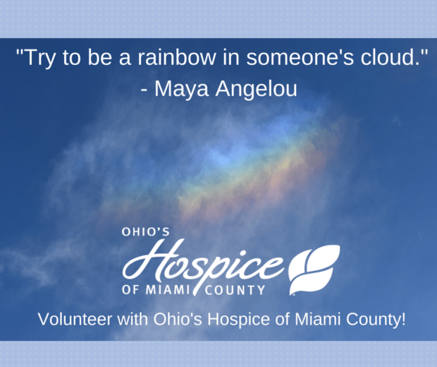 Ohio's Hospice Of Miami County Offers June Volunteer Training