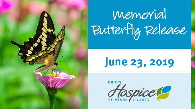 Annual Butterfly Release Memorial Service