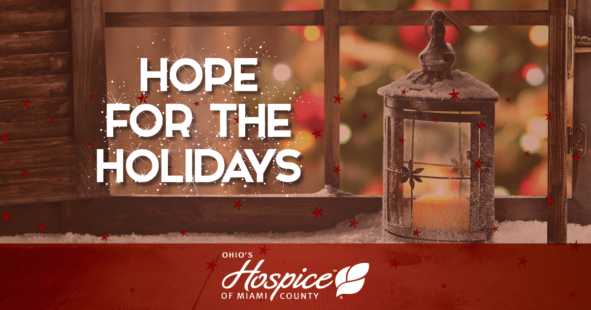 Ohio's Hospice Of Miami County Offers Support For Families Experiencing Grief During The Holidays
