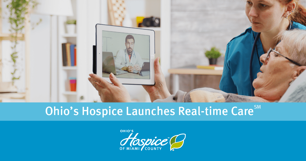 Ohio's Hospice Implements Real-Time Care℠ During COVID-19 Pandemic