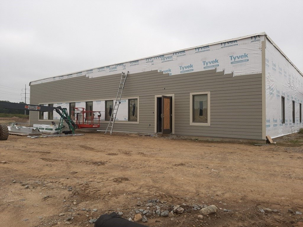 Exterior Building Update - Ohio's Hospice Of Miami County Hospice House