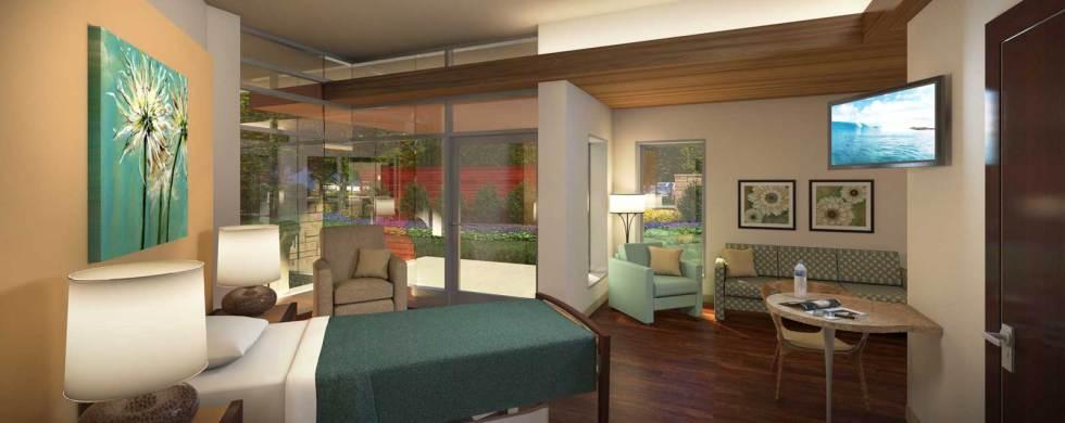 Patient Room Example