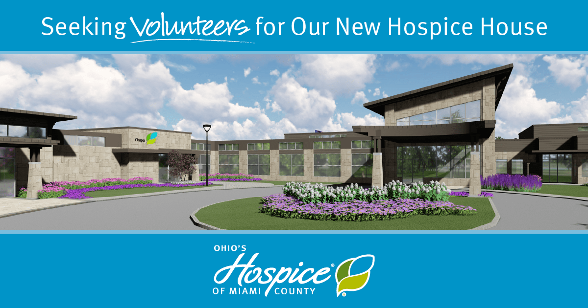 Seeking Volunteers For Our New Hospice House
