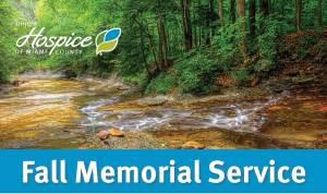 OHMC Fall Memorial Service