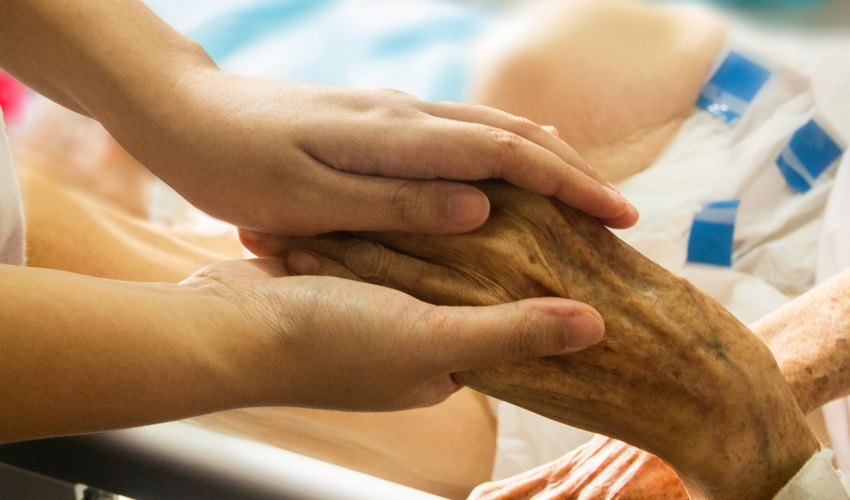 basics of how to do hospice social work