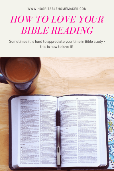 The Labor of Loving the Word – How to enjoy reading the Bible