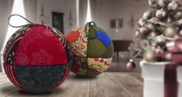 Aprenda a fazer bolas de Natal