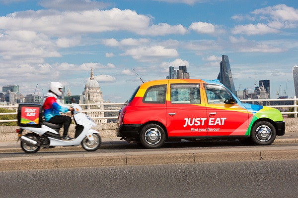 Just Eat re-launches brand with new company vision: to create the ...