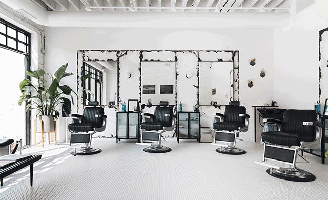 Blind Barber Arrives in Chicago  Hospitality Design