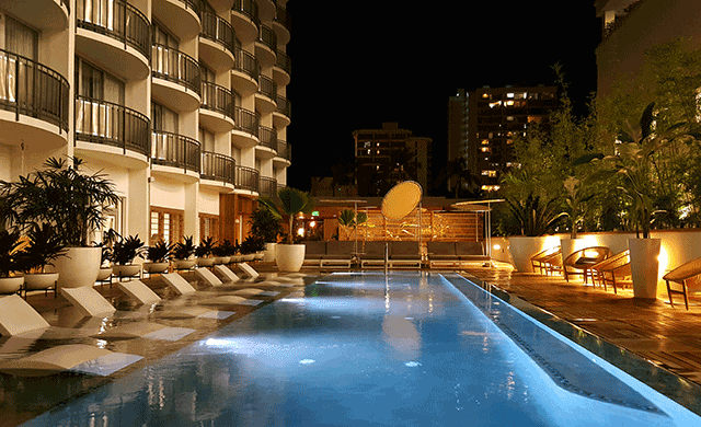 DLR Group Revamps the Laylow Hotel in Waikiki