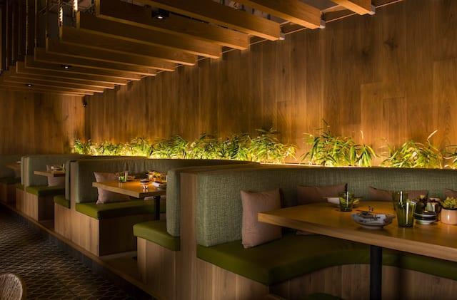 Alejandro BarriosCarreros Designs the Sushi Garage