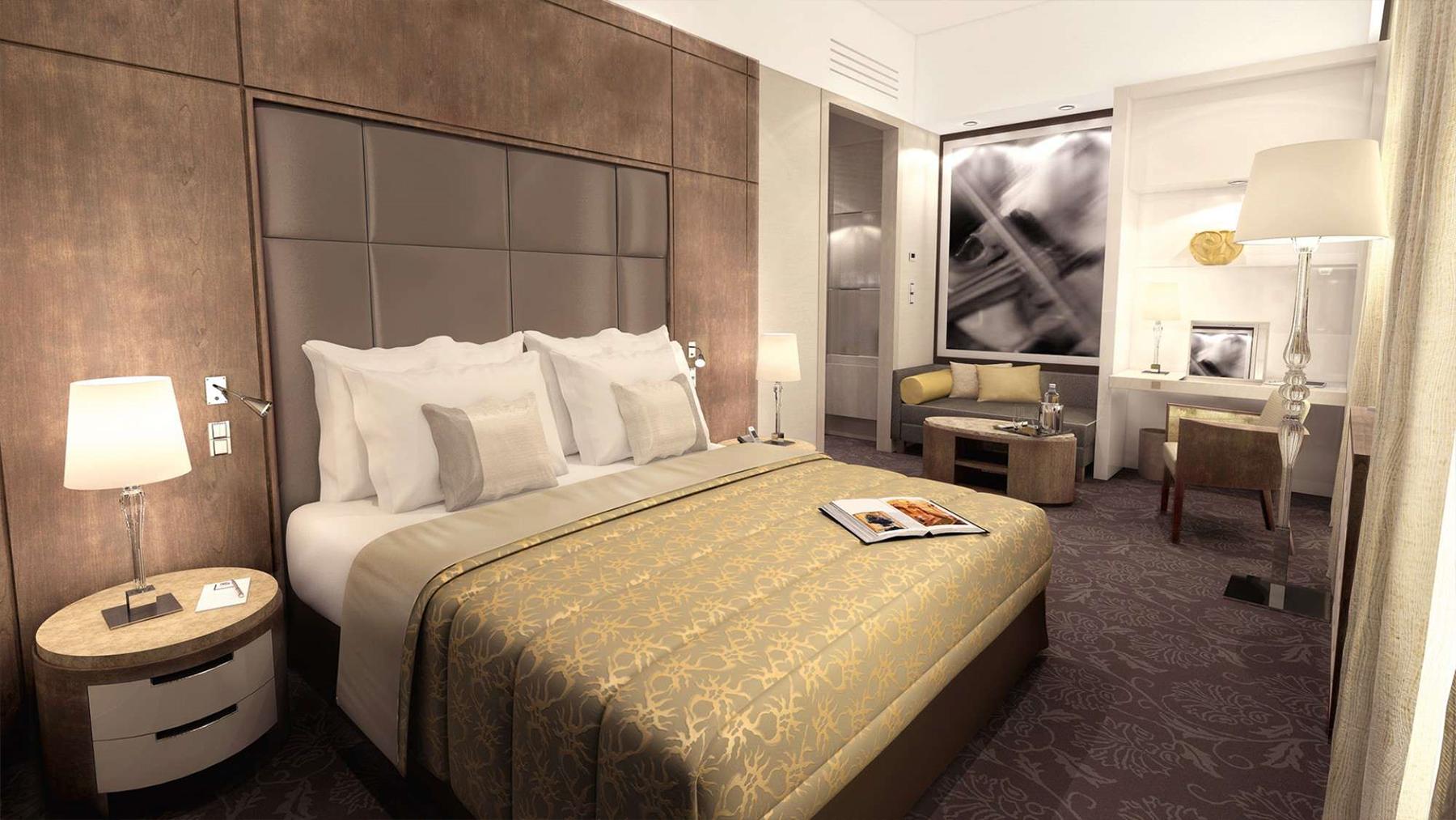 Kempinski Opens Palais Hansen Hotel Vienna