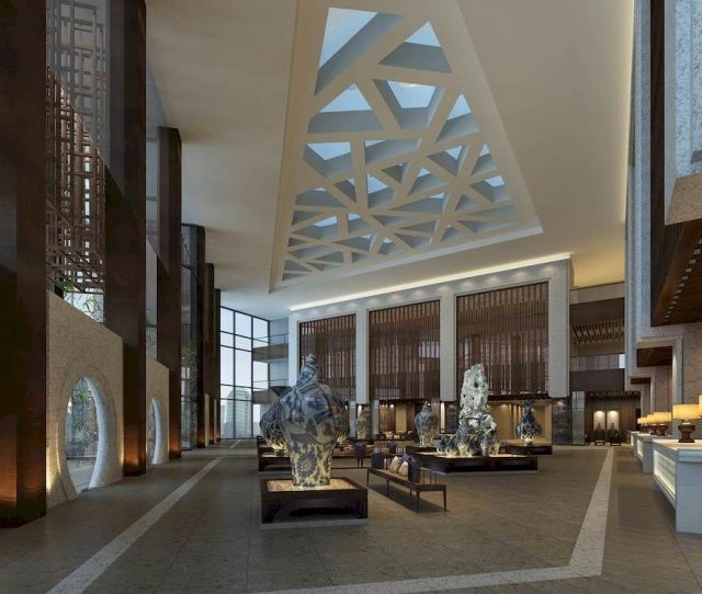 Beijing Welcomes The First Nuo Hotel Featuring Modern Ming Design And Contemporary Art