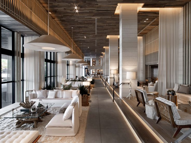 Designing a Truly Impressive Hotel Lobby  By Lillian Connors  Hospitality Net