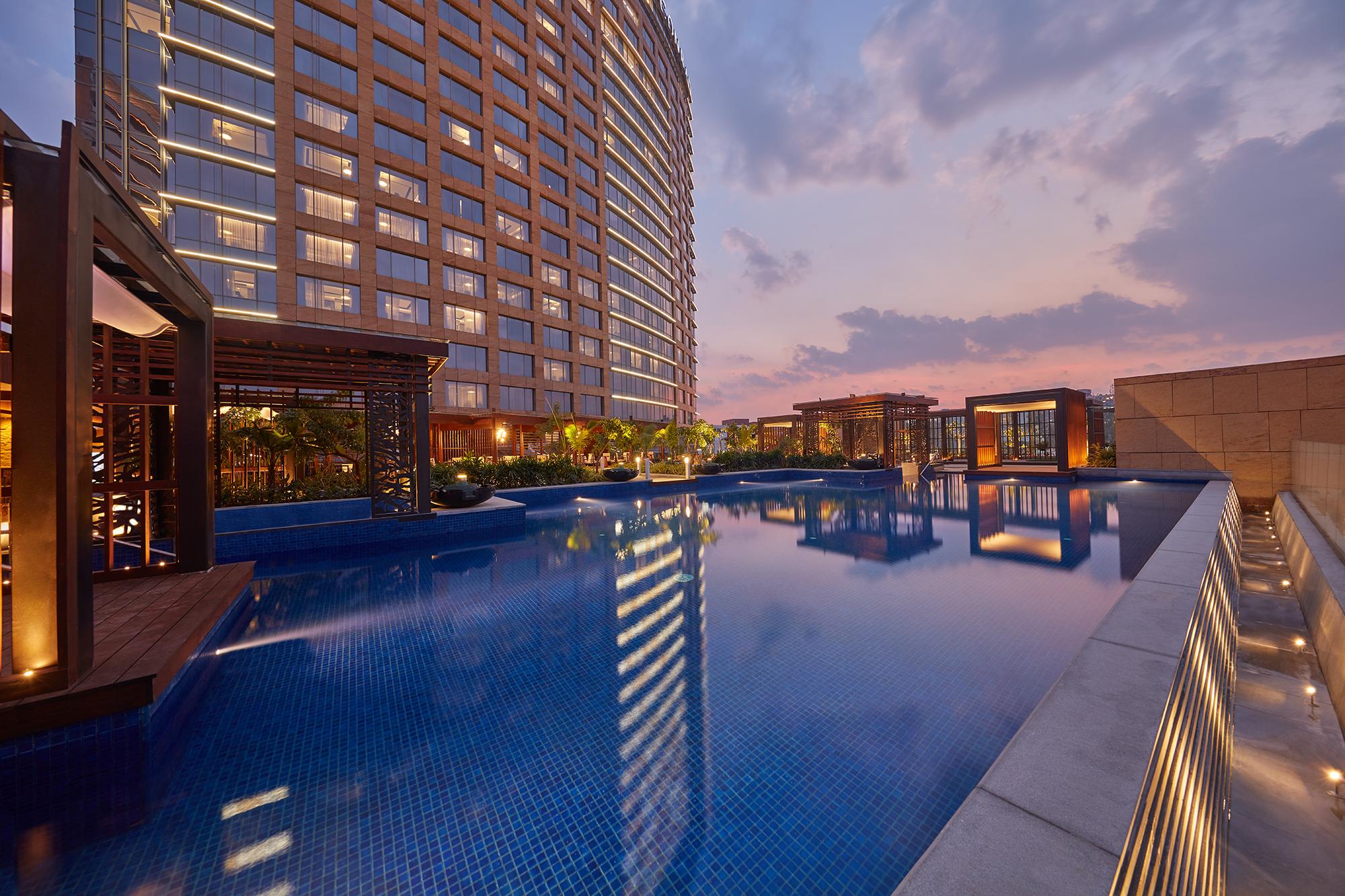 Conrad Hilton Hotel Bangalore