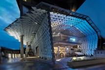 Modern Futuristic Hotel