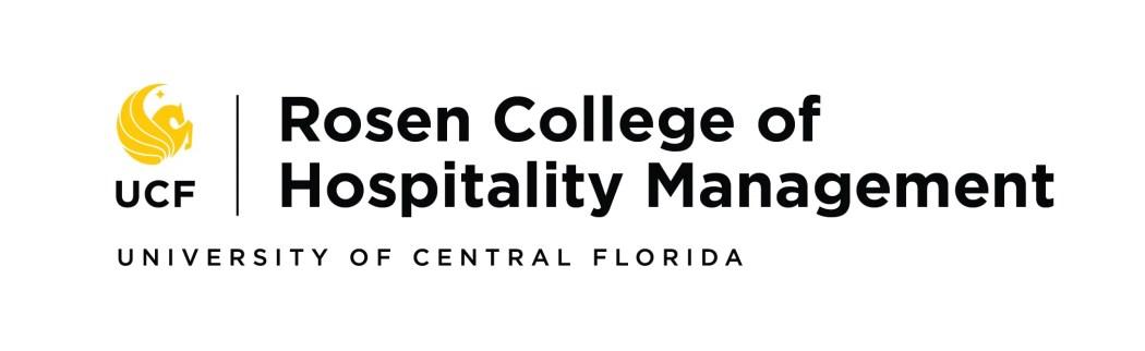 UCF Rosen College logo Tourism and Enabling Technologies