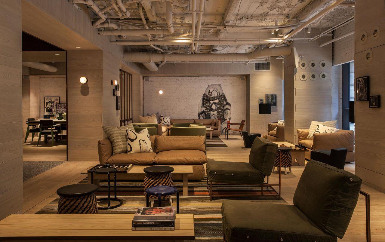 Moxy Chelsea Nyc Opening Fall Hospitality Net