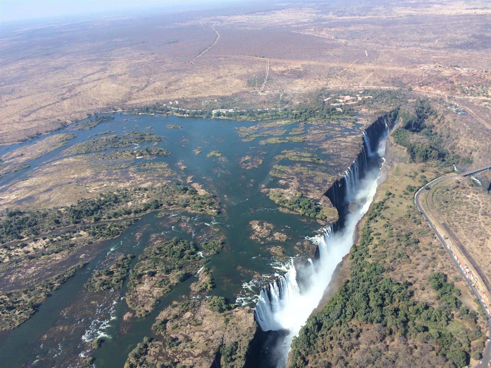 Zimbabwe Vote Tourism Rishabh Thapar