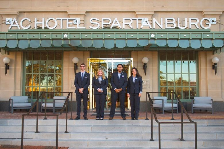 South Carolinas First AC Hotel by Marriott Opens in