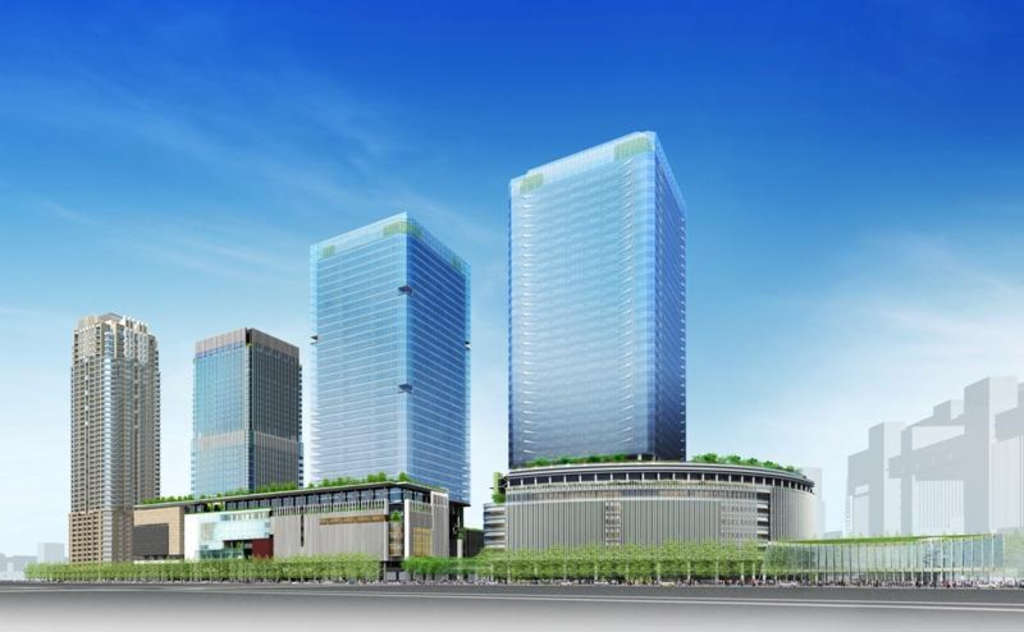 Osaka S First Intercontinental Hotel To Open In 2013
