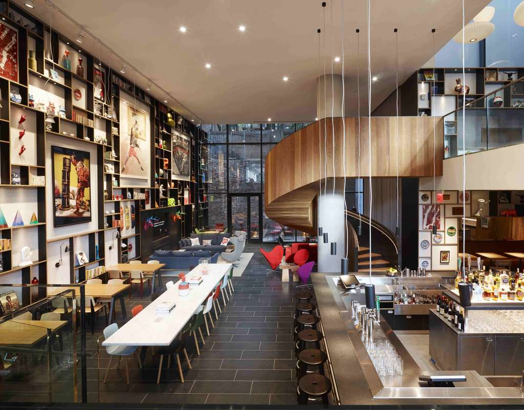 Market Entry Of Citizenm Hotels In Germany S Top Cities In Cooperation With Project Developer Gbi