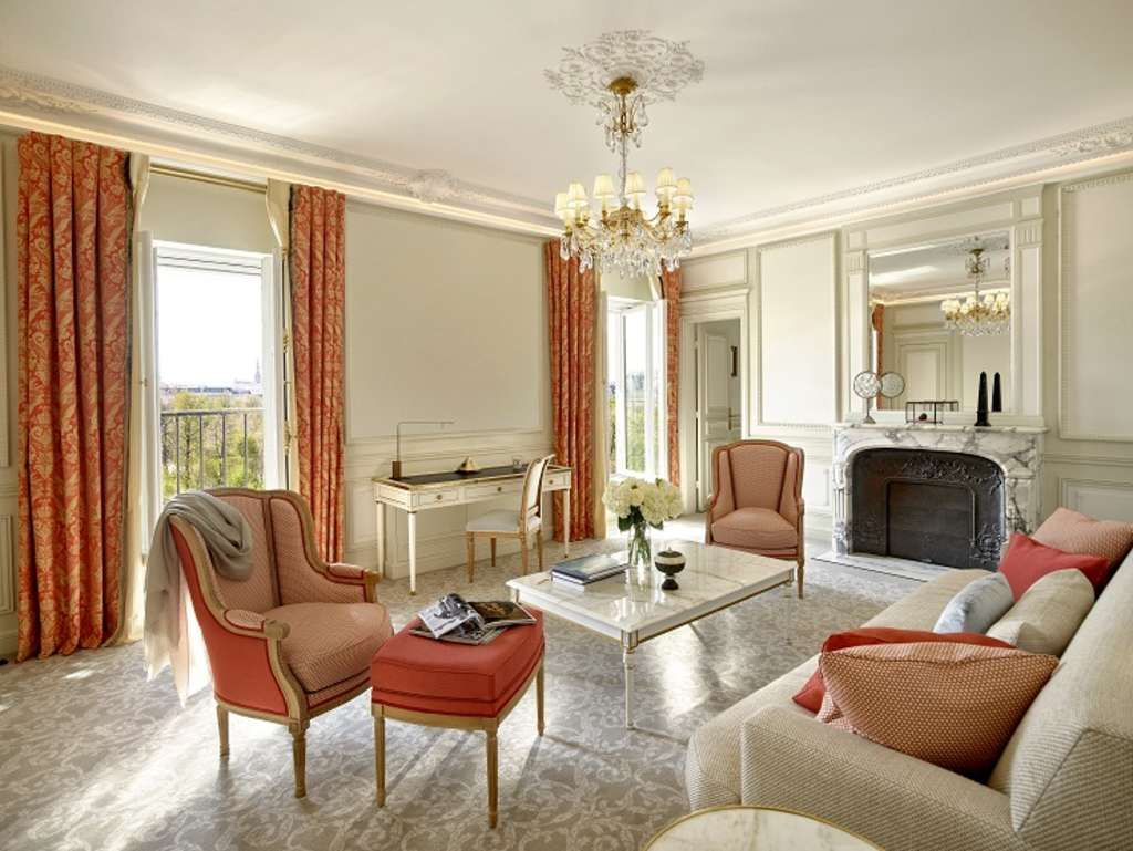 Take Another Look At Le Meurice Hospitality Net