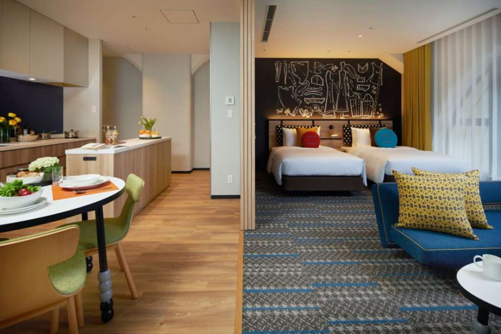 Ascott Expands In Japan With The Opening Of Its First