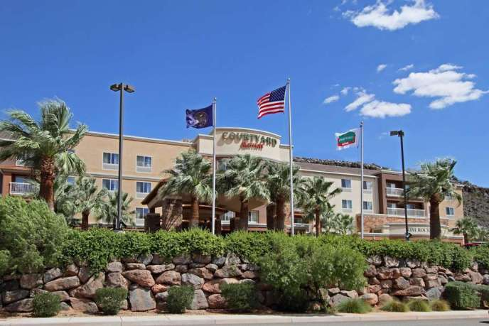 Courtyard by Marriott St. George Adopts Advanced IoT Door Lock Technology and Contactless Mobile Access by ASSA ABLOY Global Solutions Hotel updates security access abilities with VingCard Classic RFID to provide guests with contactless check-in and convenient room access while boosting operational efficiency and lowering energy costs. (image)