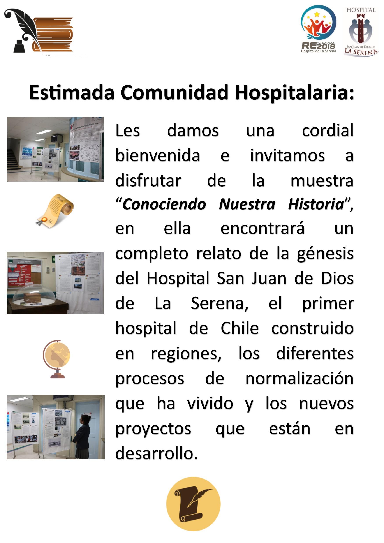"""Exposición """"Nuestra Historia"""""""