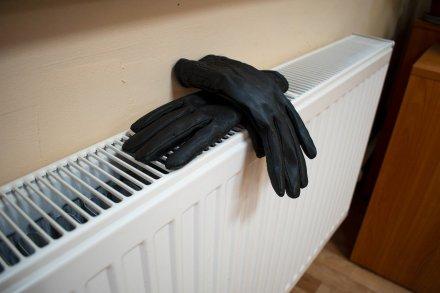 heat warm radiator