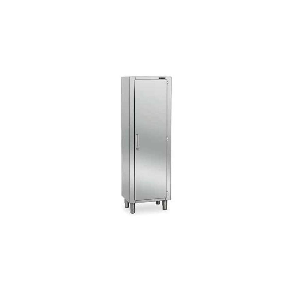 Armario productos limpieza acero inox Distform 1 puerta