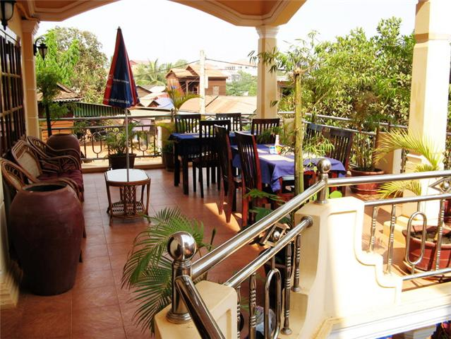 Seven In Guesthouse In Siem Reap Cambodia Book Now
