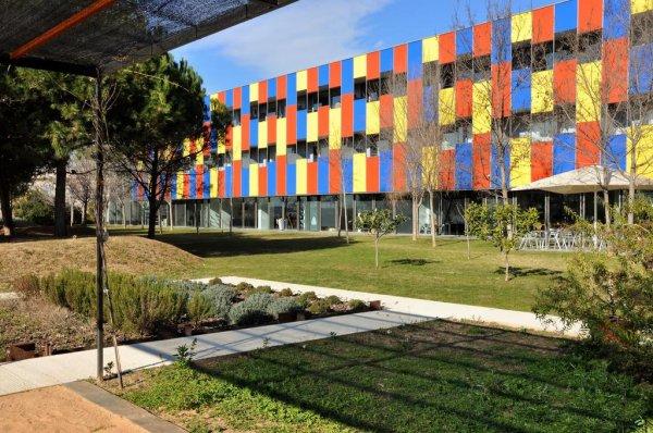 Centre Esplai Hostel  Barcelona Espaa  HostelsCentral