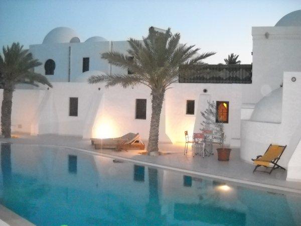 Maison Leila  Djerba Tunisia  HostelsCentralcom  EN