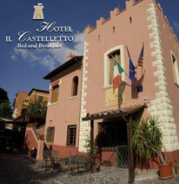 Hotel il castelletto  Roma Italia  HostelsCentralcom  IT