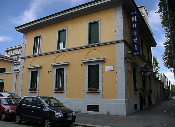 Hotel Bogart Milano Milan Italy Hostelscentral Com En