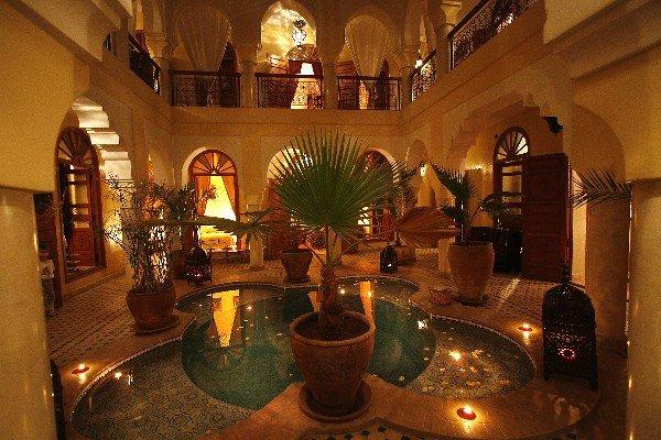 Riad Lena  Marrakech Morocco  HostelsCentralcom  EN