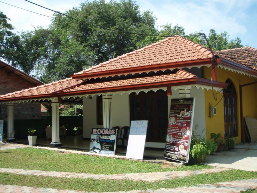 Patrick Holiday Resort Guesthouse In Negombo Rooms