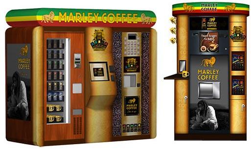 El hijo de Bob Marley lleva el caf en monodosis a las cafeteras Keurig  Maquinas vending