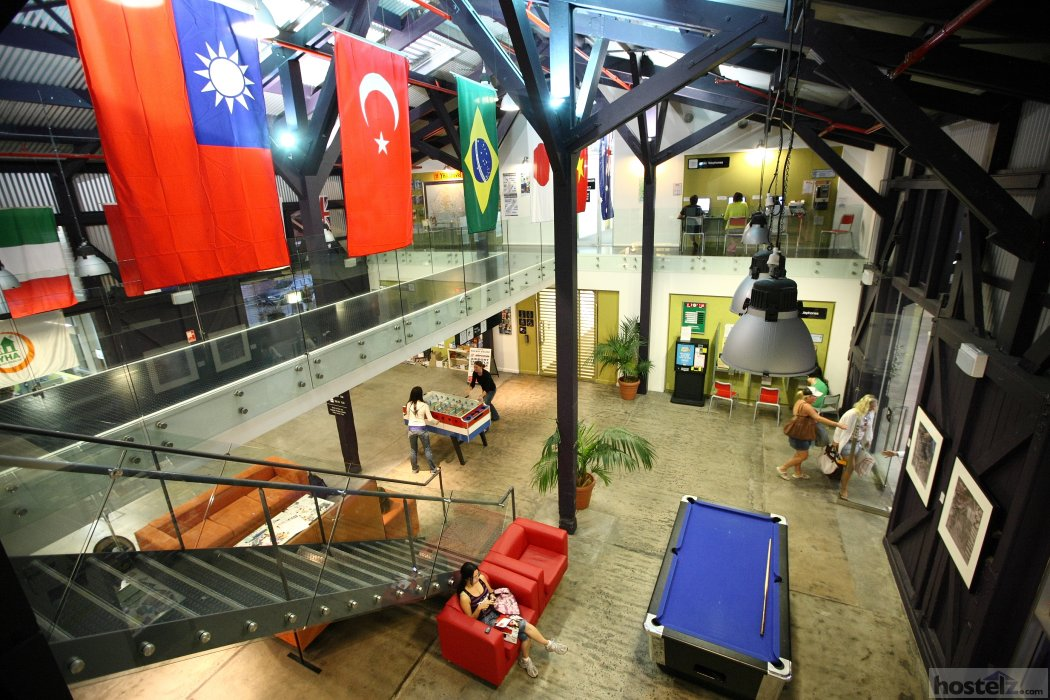 Railway Square YHA Hostel  Sydney Australia Reviews
