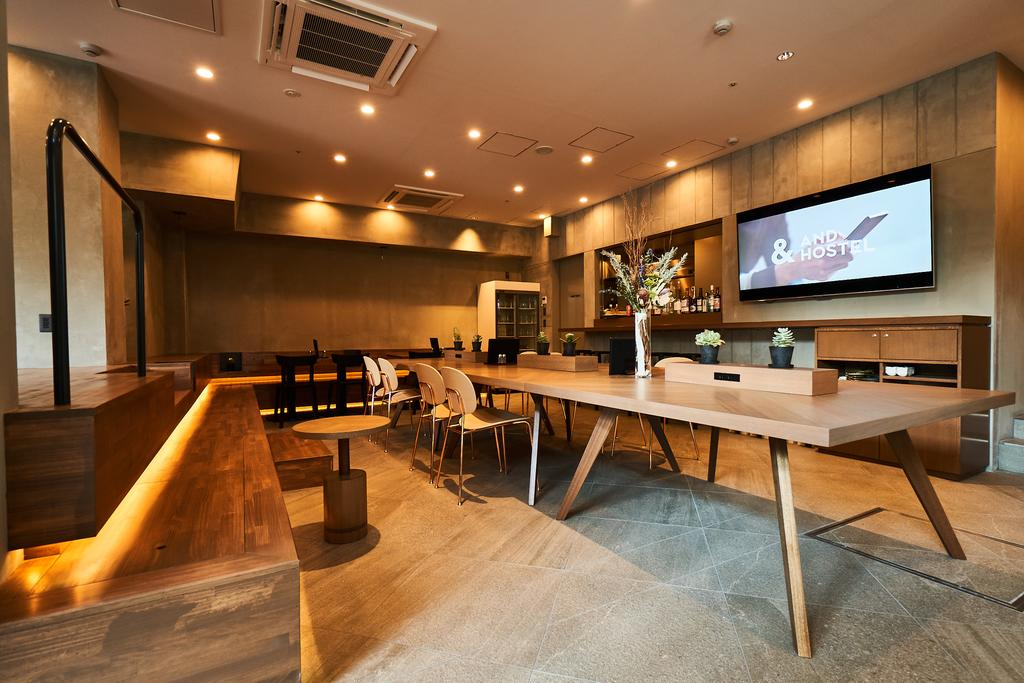 && Hostel Hommachi-East in Osaka - Prices 2020 (Compare Prices at Hostelworld + Booking)