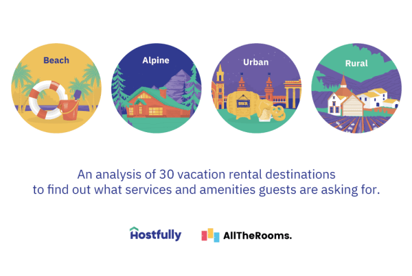 Amenities and services vacation rental guests will pay more for [2019 data] - Featured