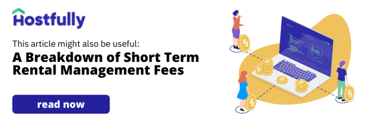 link image to an article about vacation rental fees