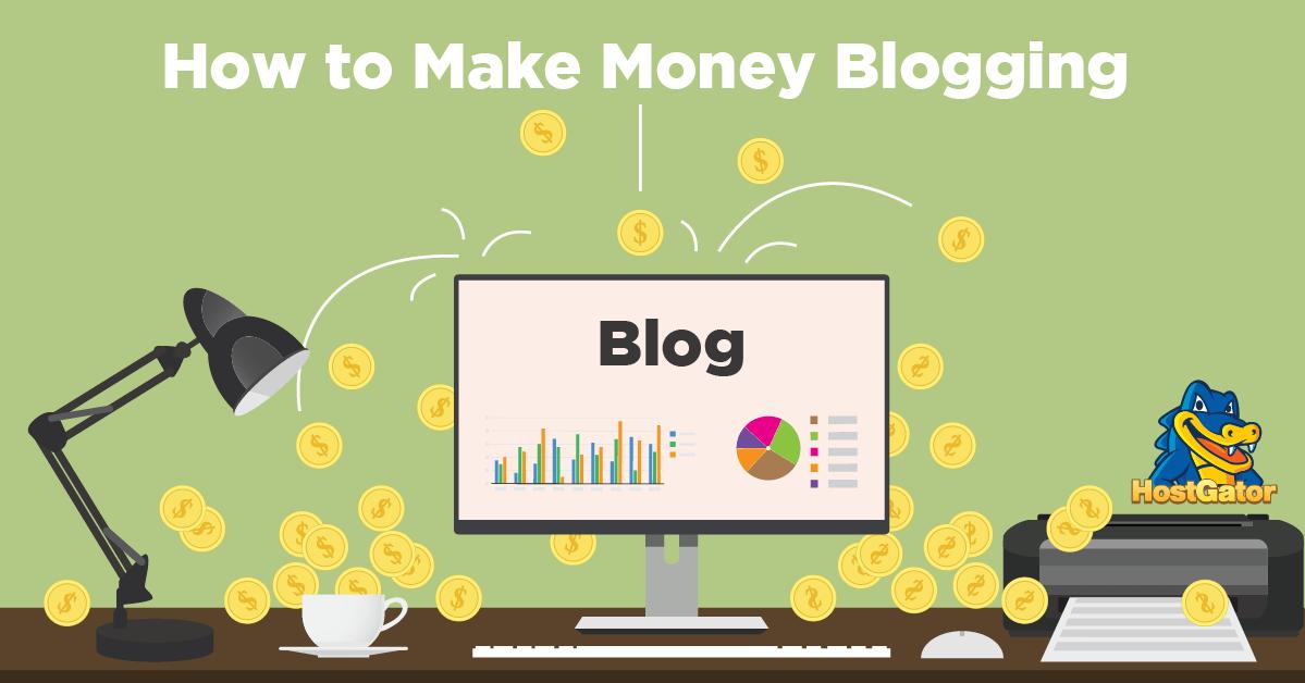Ways You Can Make Money Blogging | moneyprocesses.com