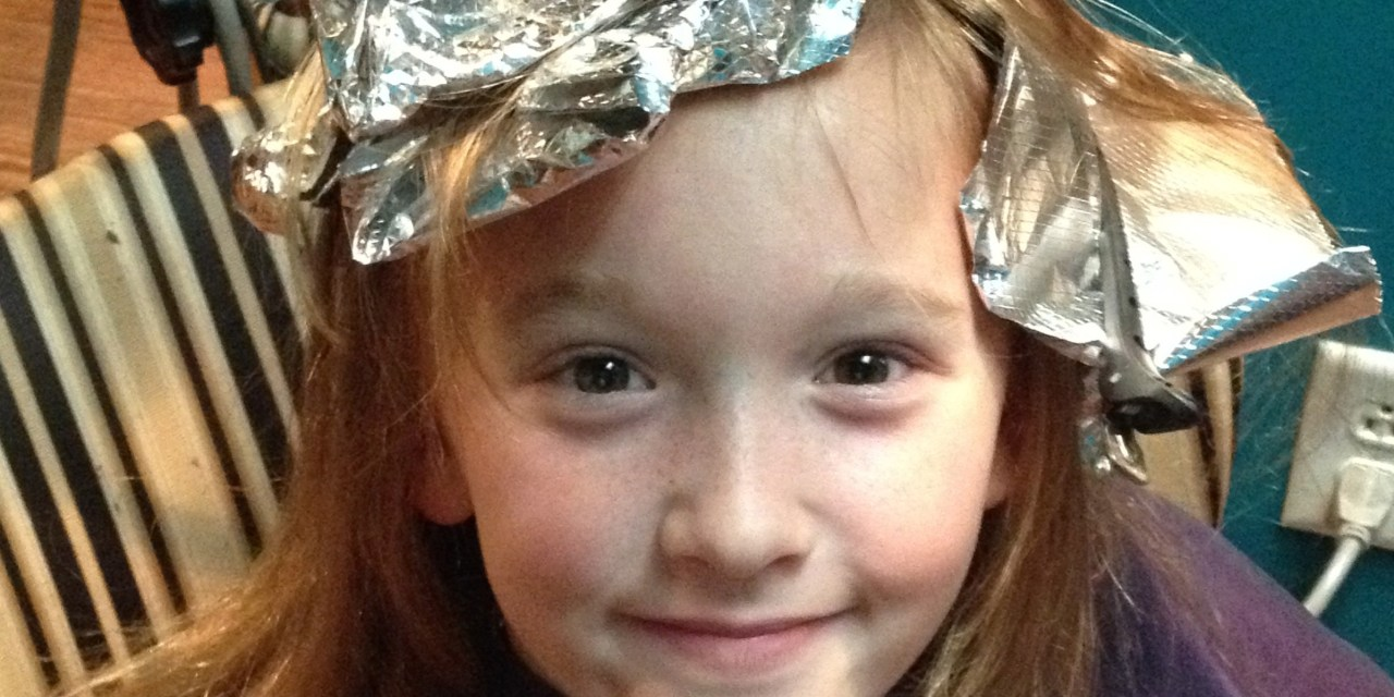 Why Let Your Child Dye Her Hair?