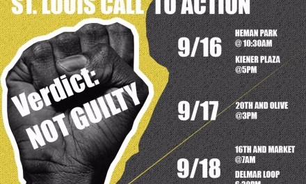 Years after Ferguson, bonding out mass arrests still same hot mess in St. Louis City