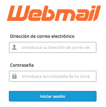 Webmail Acceso